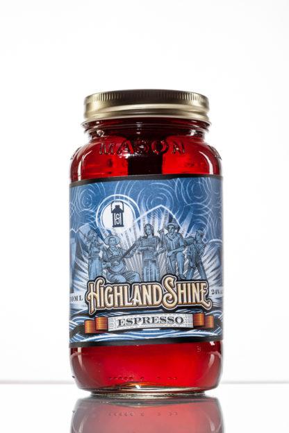Hazy Cafe Highland Shine 750